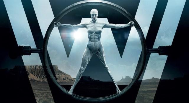 série étonnante Westworld