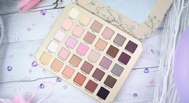natural love too faced palette parfaite swatch avis