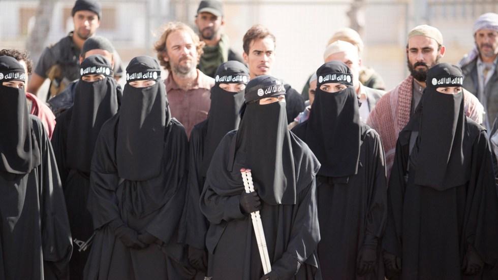 the state serie Daesh polémique