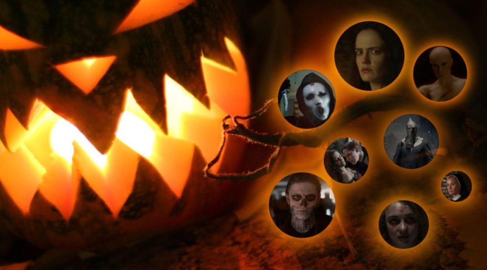 top 5 series halloween