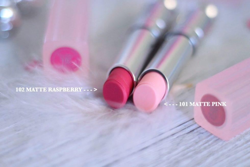 baume lip glow dior avis swatch