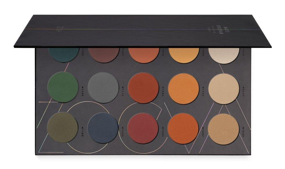 top 10 meilleures palettes yeux ombres à paupières
