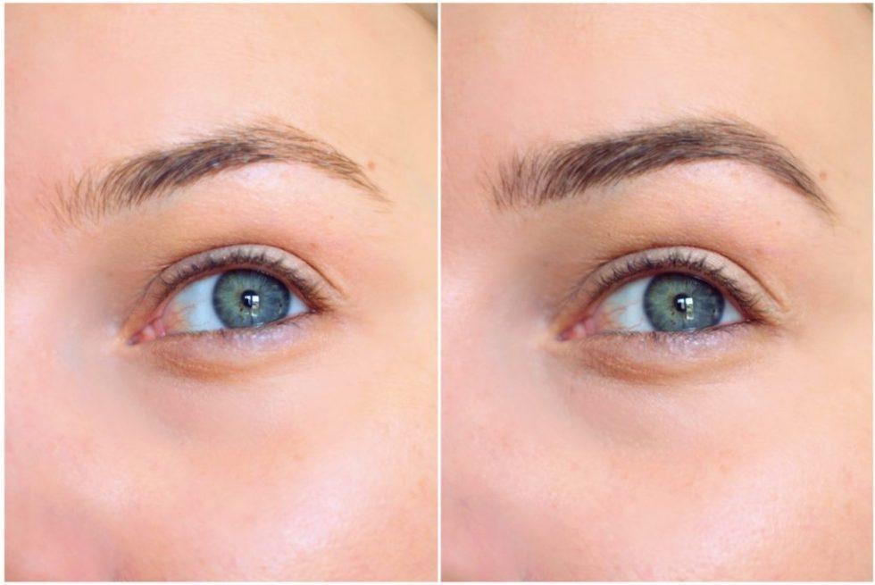 gimme brow + avis mascara sourcils benefit