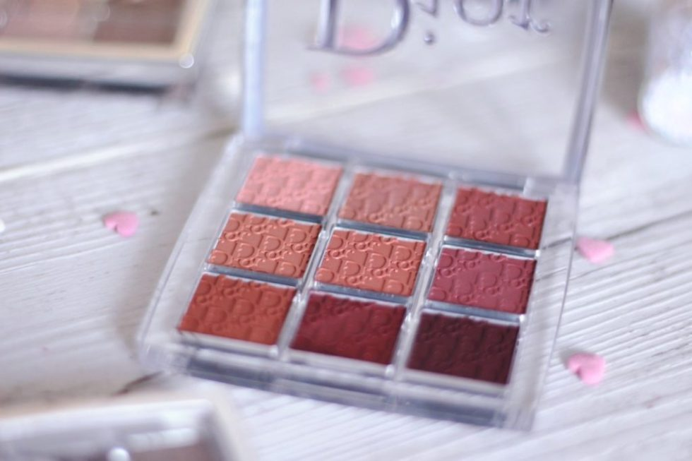 dior backstage avis swatches maquillage
