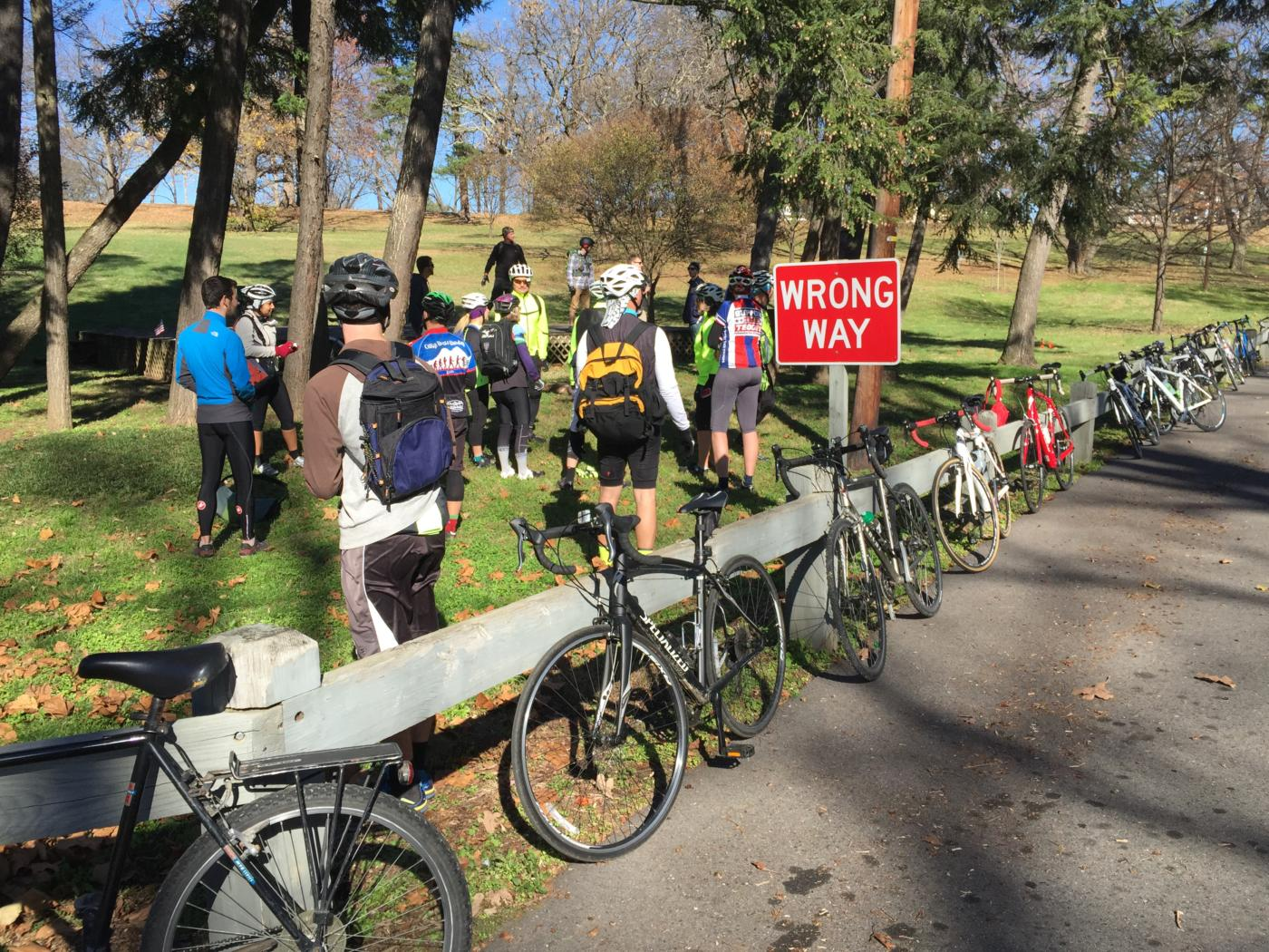 Cranksgiving in Roanoke
