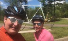 My Sarcoidosis Story on Television • Carlin the Cyclist