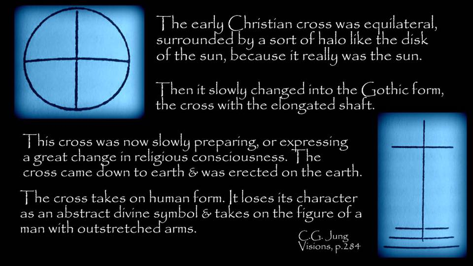 Carl Jung On The Early Christian Cross Carl Jung Depth Psychology
