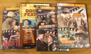 Western DVDs