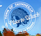 Skowhegan Maine logo