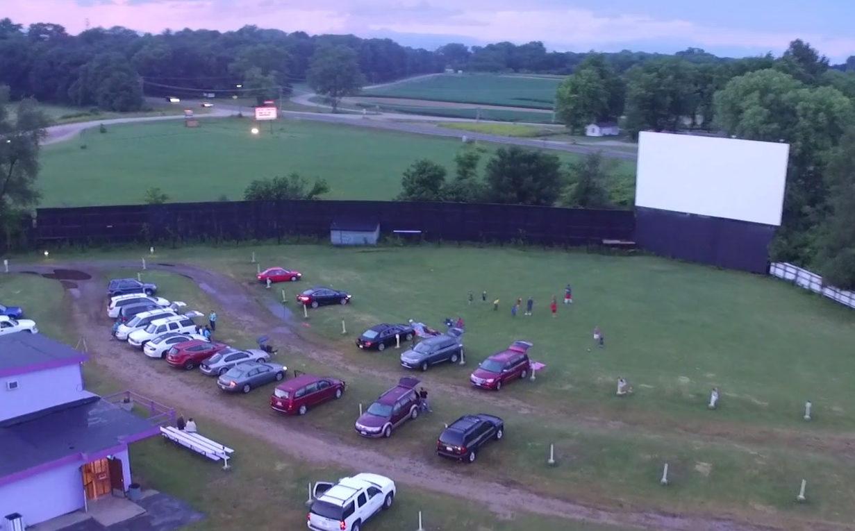 Big sky twin drive in theatres