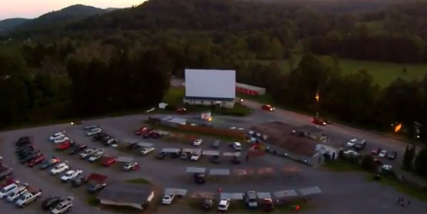 Drive in movie theaters in shinnston wv