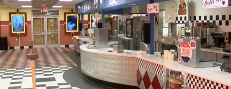 Screen shot from a WKBW news video
