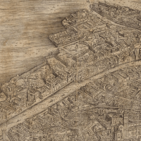 [Venezia]: mappa del 1500