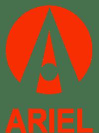 Ariel car logo