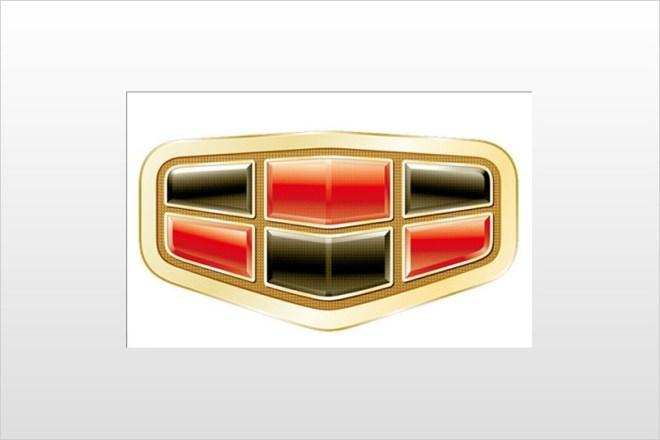 Emgrand car logo