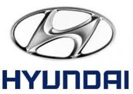 Hyundai car logo