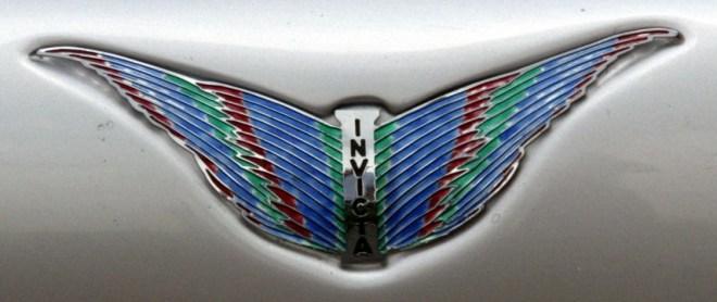 Invicta car logo