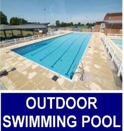 Pool at Severn Centre