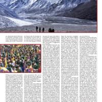 """""""Io, profugo tibetano, sfidai l'Himalaya per salvarmi la vita"""" di Carlo Pizzati"""