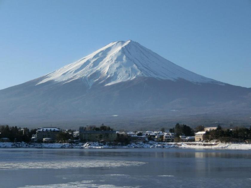 富士山(Mt. Fuji)