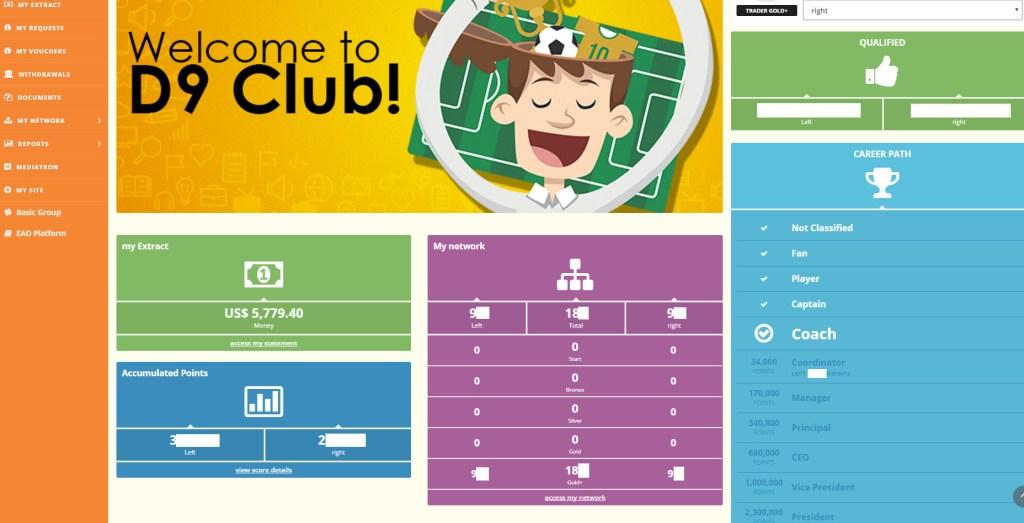 D9 Club