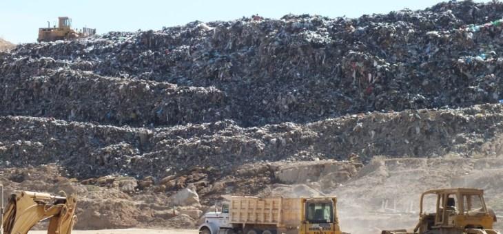 Caos ambiental en el manejo de los residuos sólidos urbanos en México
