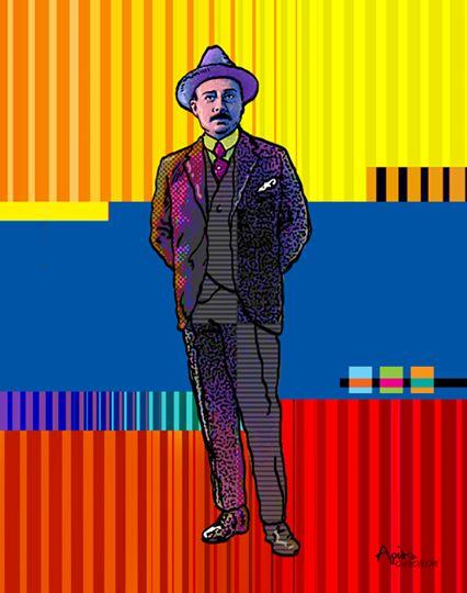 José Gregorio Hernández tricolor