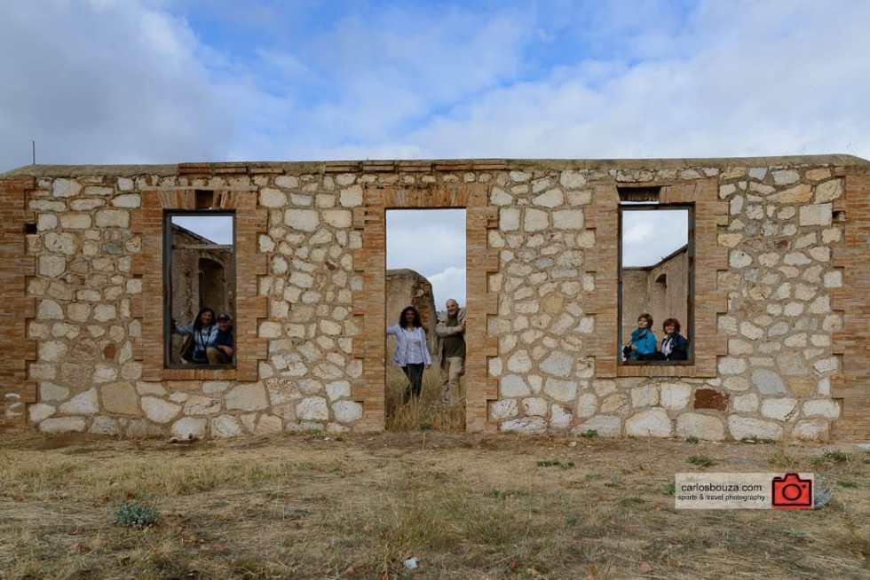 Foto de grupo que asistieron a la salida al Cerro del Hierro