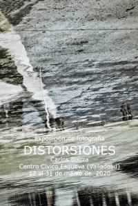 Exposición Distorsiones en Valladolid