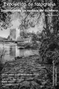 Exposición de fotografía - Descubriendo los molinos del Guadaíra - en Ayllón