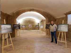 Exposición Descubriendo los molinos del Guadaíra en el monasterio de San Jerónimo de Sevilla