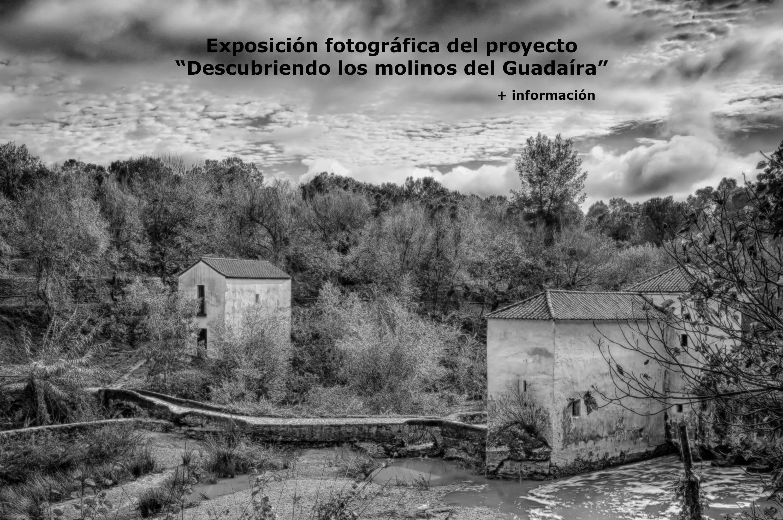 Exposición del proyecto Descubriendo los molinos del Guadaira