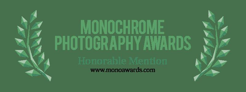 Mención de Honor en los Monochrome Awards de 2019