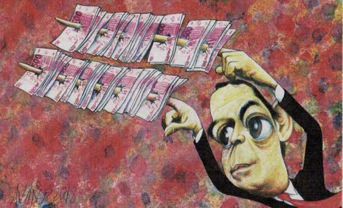 Cornos de Pinho cartoon