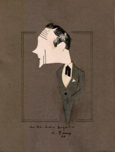 Caricatura Luiz Regala (A. Torres)