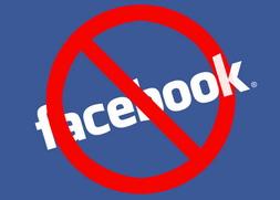 facebook desactivado