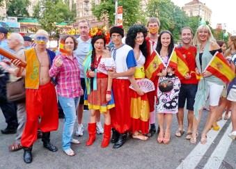 Croacia-España 27