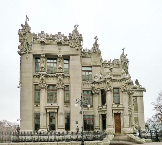 090 - Casa de las Quimeras