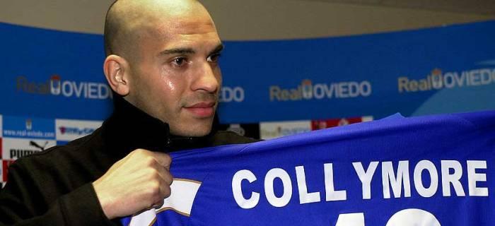 Stan Collymore generó mucha ilusión entre los aficionados del Oviedo