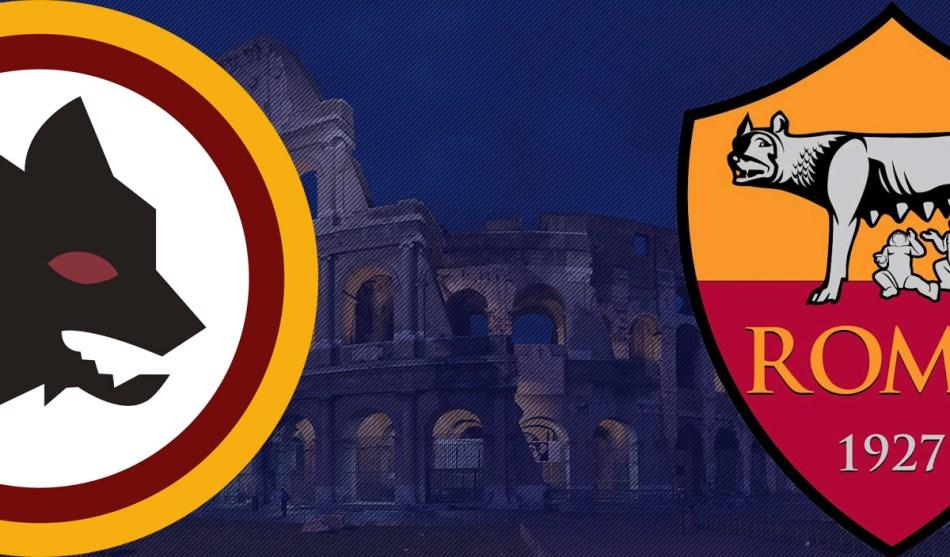 Escudos AS Roma