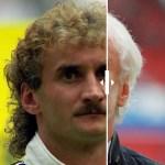 Cómo ha cambiado: Rudi Voller