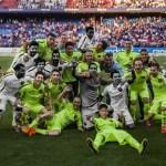 El FC Barcelona en cuadro al Calderón