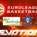 Euroliga 2015/16: Los cuatro equipos a tener en cuenta