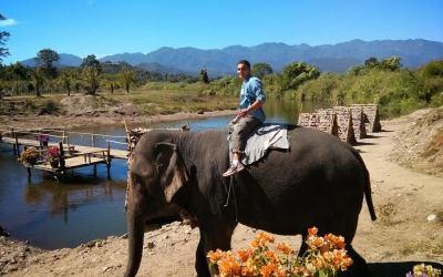 Chiang Mai – La mejor ciudad del mundo – Mi viaje por Asia (7/8)