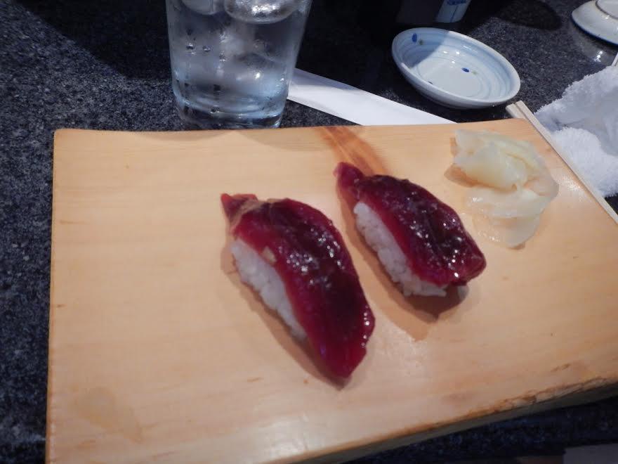 Sushi atún Tsukiji