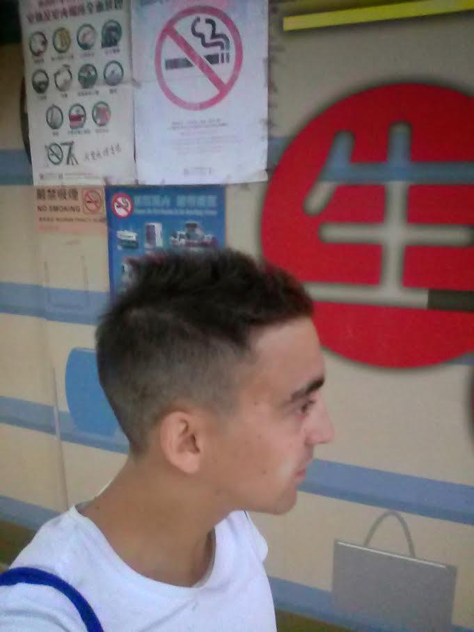 Corte de pelo Hong Kong Style