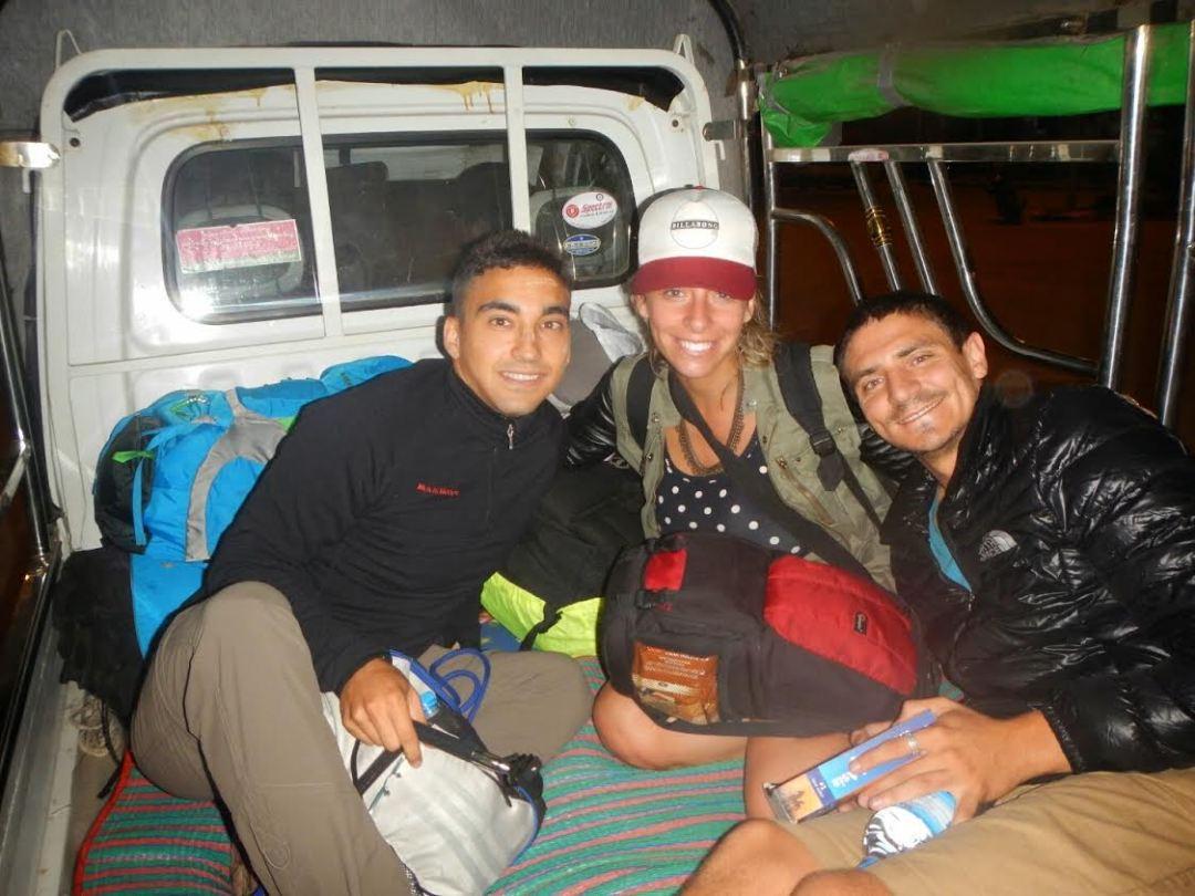 Mis amigos argentinos