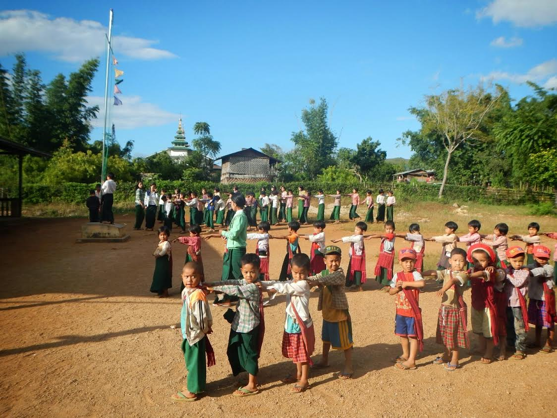 Colegio birmano