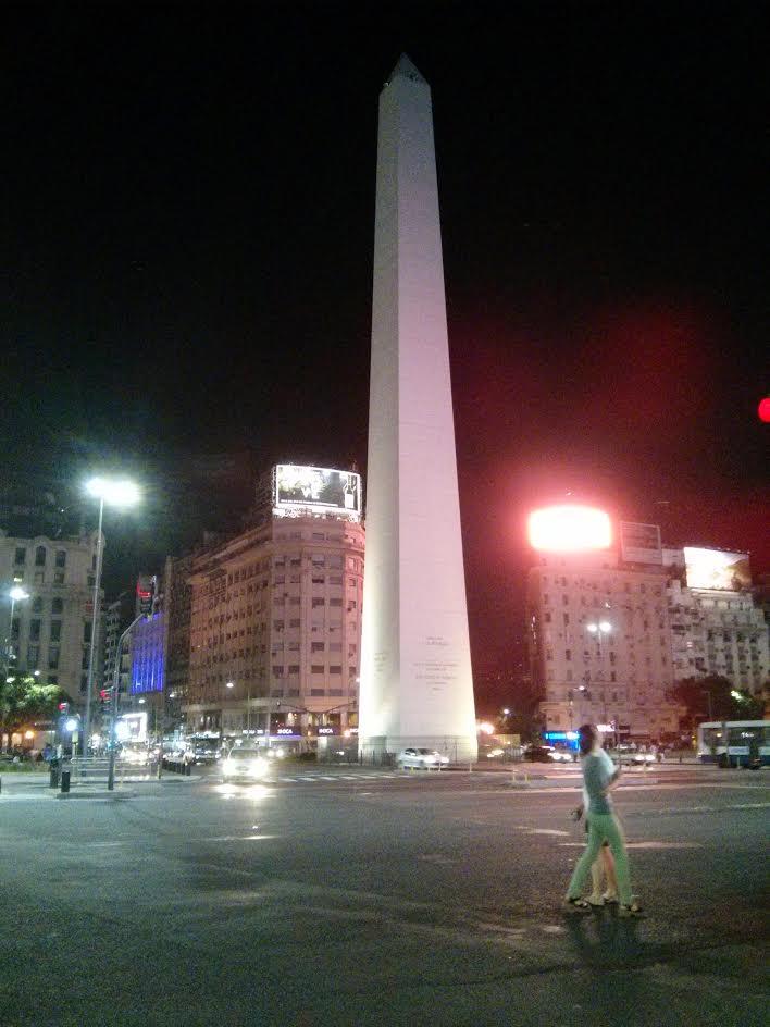 Obelisco de Bs As