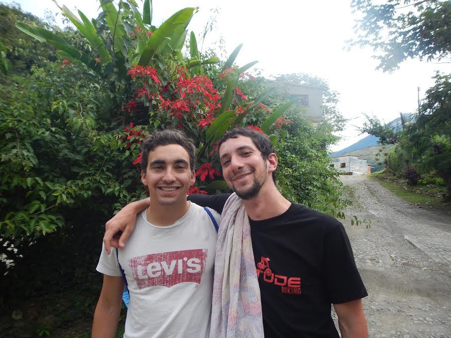 Eyal, mi amigo israelí